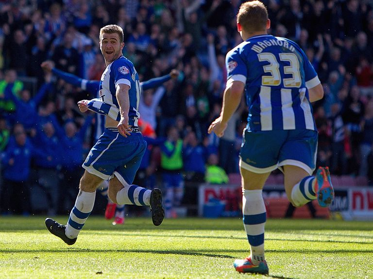 Wigan can celebrate a return to the Premier League