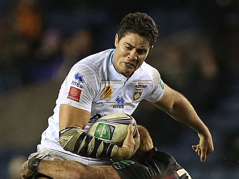 Dan Leo: Will play for London Irish next season