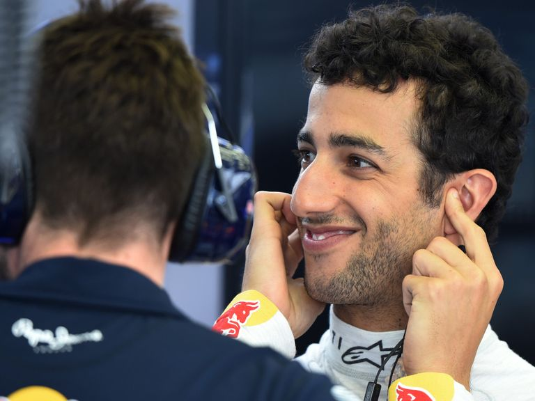 Daniel Ricciardo: Was disqualified at the Australian GP