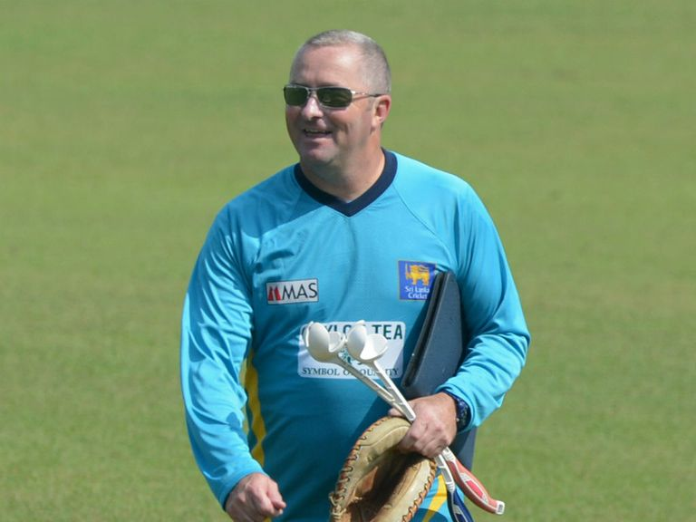Paul Farbrace: Former Sri Lanka coach