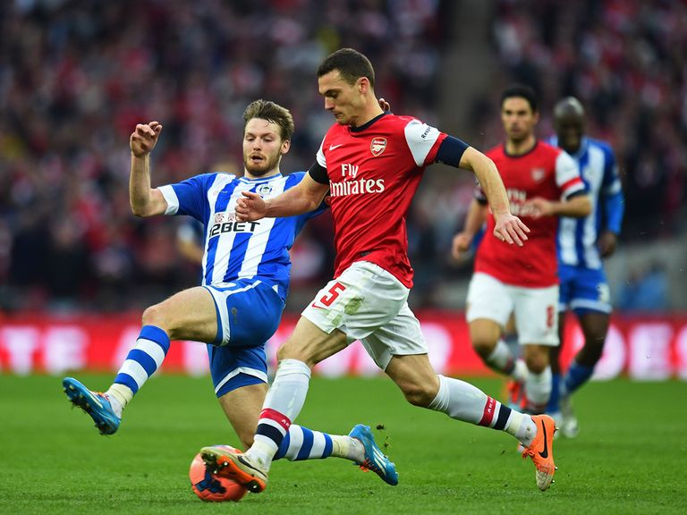 Vermaelen: Timely boost for the Gunners for the rest of the season