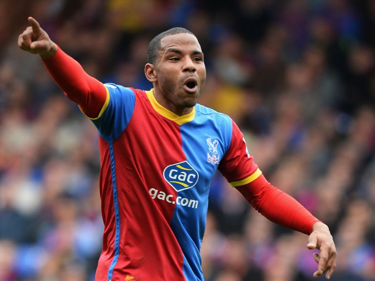 Puncheon: His goals have boosted Crystal Palace this season