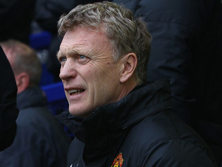 Former Manchester United manager David Moyes
