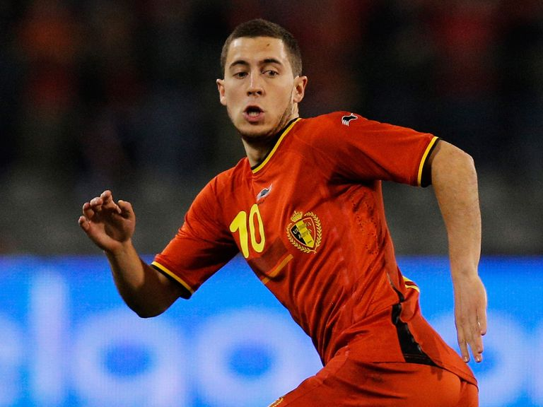 Eden Hazard: Committed to Chelsea