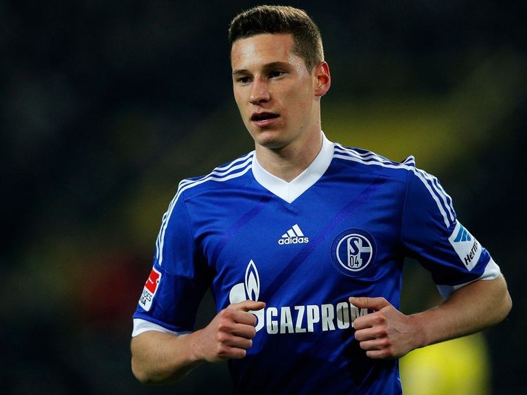 Julian Draxler of Schalke
