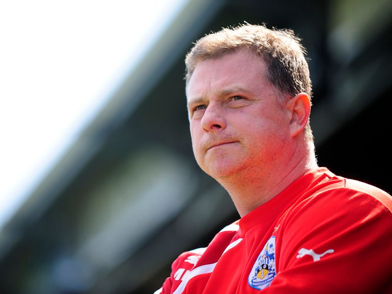 Mark Robins: Huddersfield boss has left his post after one match of the new season