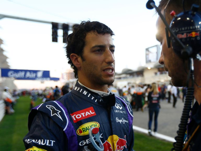 Ricciardo: Disqualification from the Australian GP stands