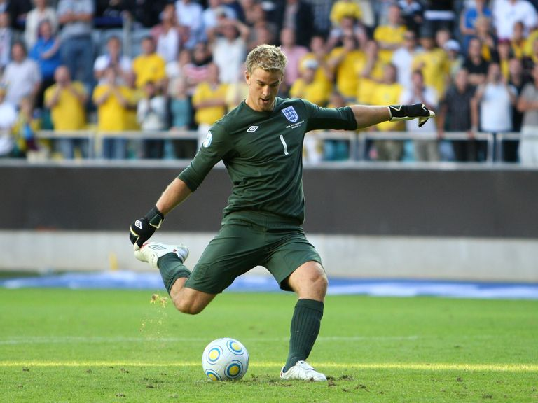 Joe Hart: Looking forward to the start of the World Cup in Brazil