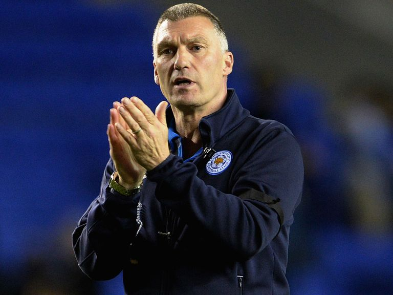 Nigel Pearson: Isn't afraid of taking the game to Chelsea.