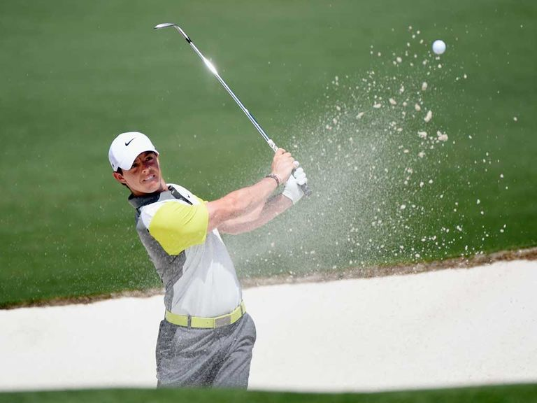 McIlroy: Frustrating Masters