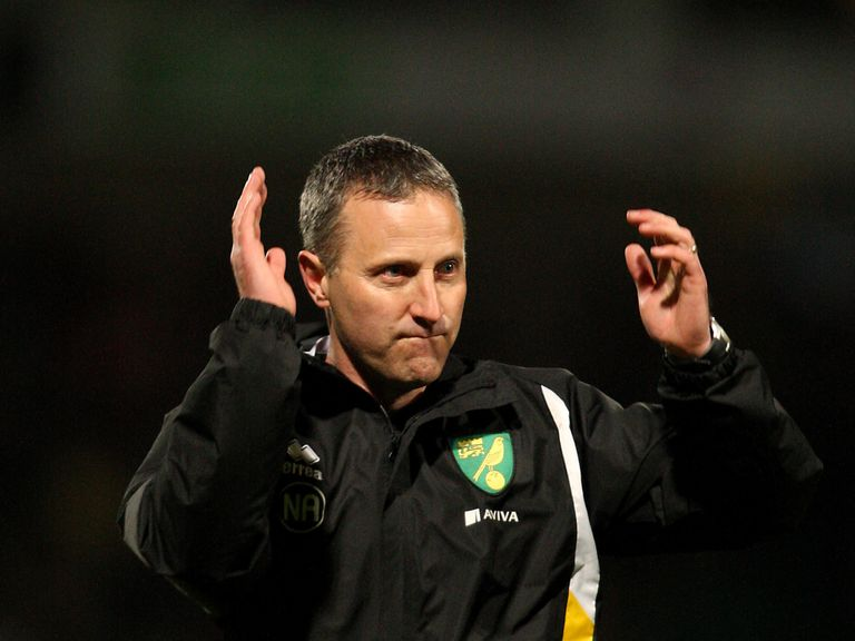 Neil Adams: Confident of keeping Norwich in Premier League