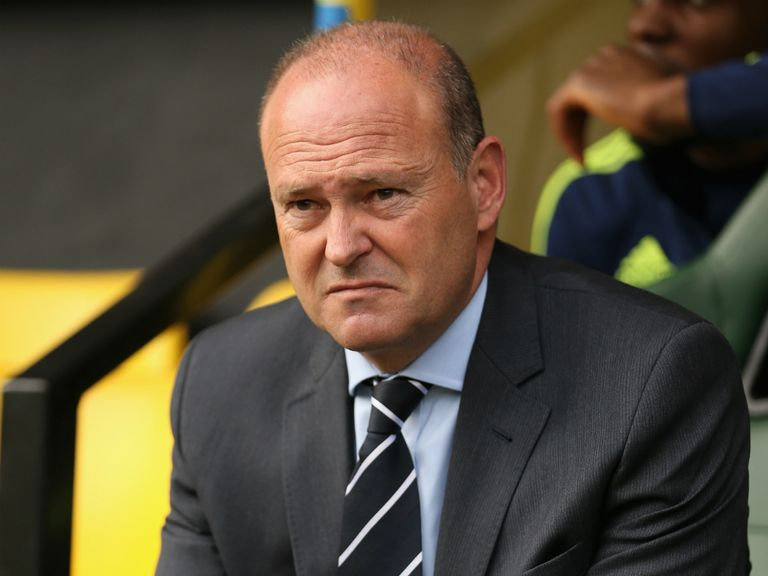 Pepe Mel: Has a target of four points for West Brom