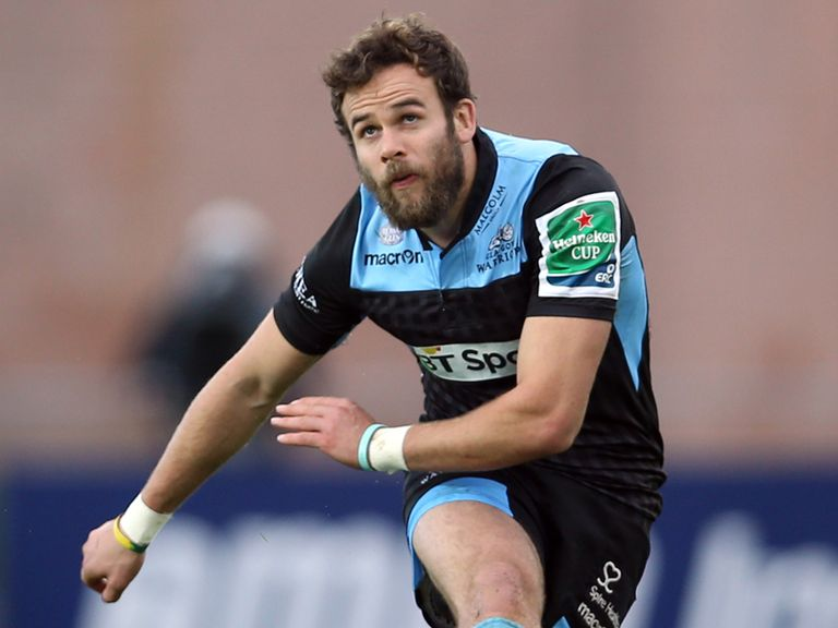 Ruaridh Jackson has signed for Wasps