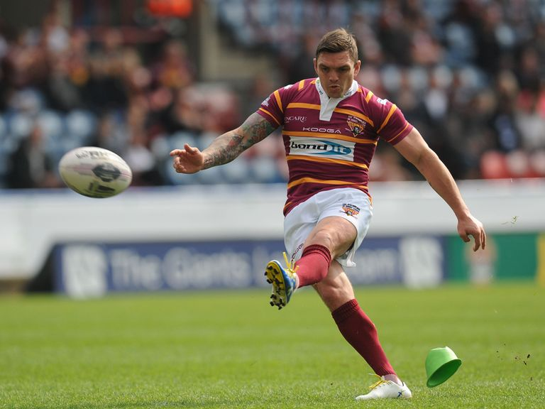 Danny Brough: Can help Huddersfield to victory