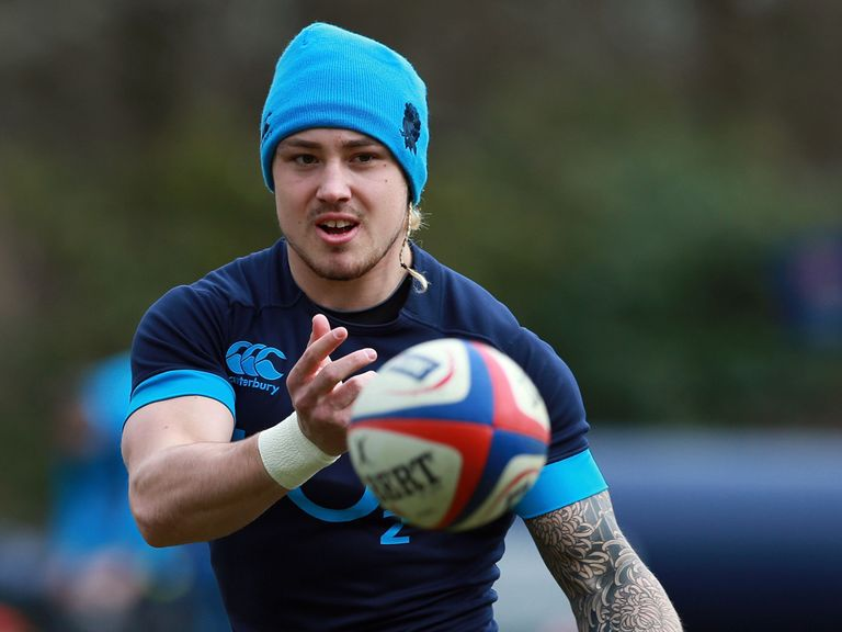 Jack Nowell: Ruled out of summer tour of New Zealand