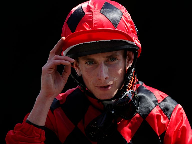 Ryan Moore: On target to be champion jockey.