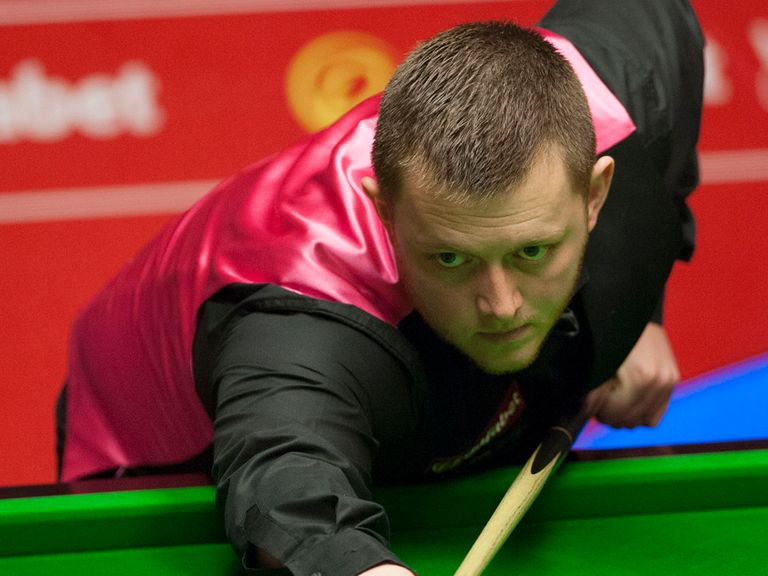 Mark Allen: Overcame Judd Trump in the final