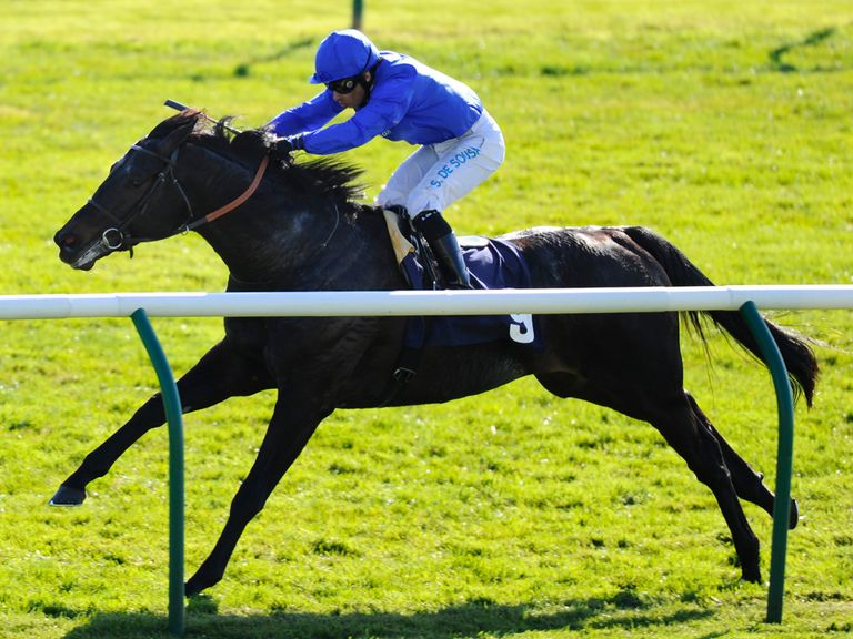 True Story: Leading Godolphin hope for the Investec Derby