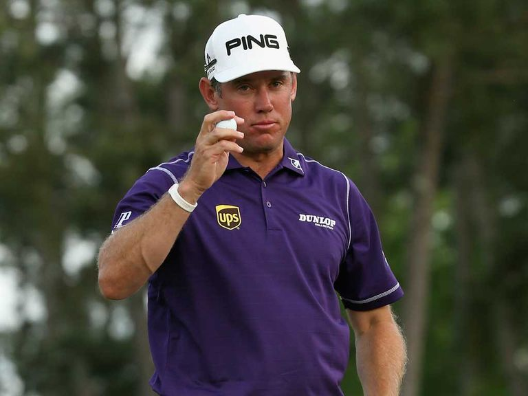 Lee Westwood: Good record in Asia