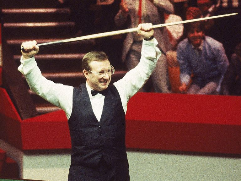 Dennis Taylor's 1985 win was watched by 18.5million