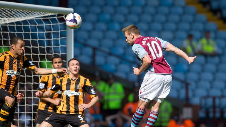 Aston Villa: Beat Hull 3-1 on Saturday
