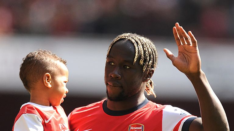 Bacary Sagna: France international is leaving Arsenal after seven years