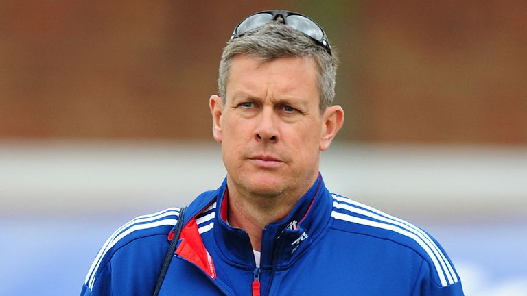 Ashley Giles: Out of work since April this year