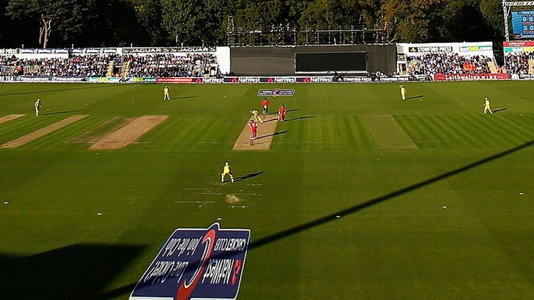Cardiff: Venue for the opening Ashes Test of 2015