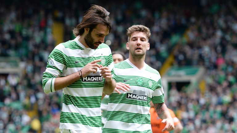 Georgios Samaras: Former striker could be a Celtic transfer target