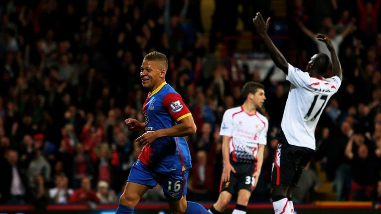 Substitute Dwight Gayle punished Liverpool with an astonishing brace