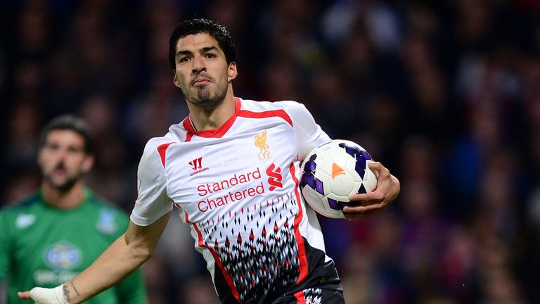 Luis Suarez: Hopes Liverpool are back on the right track