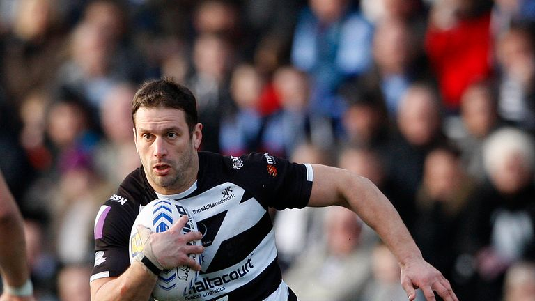 Danny Galea: Has signed a new two-year contract with Widnes