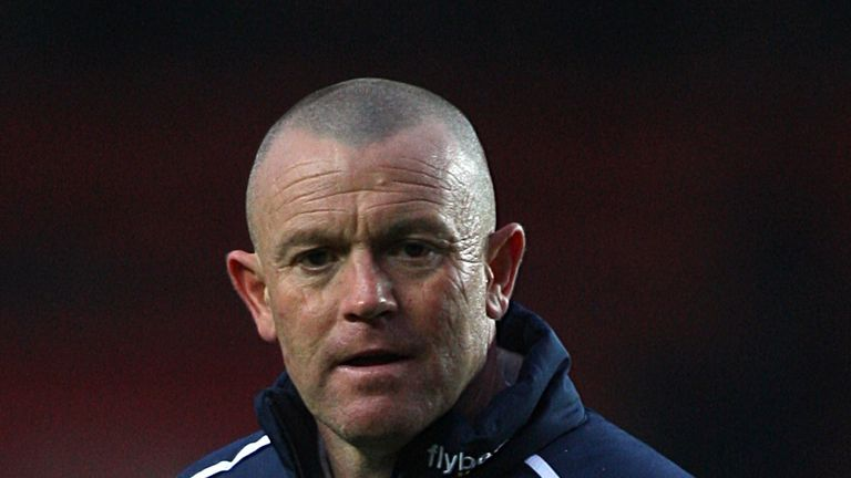 Dave Hockaday: Pleased by his sides win
