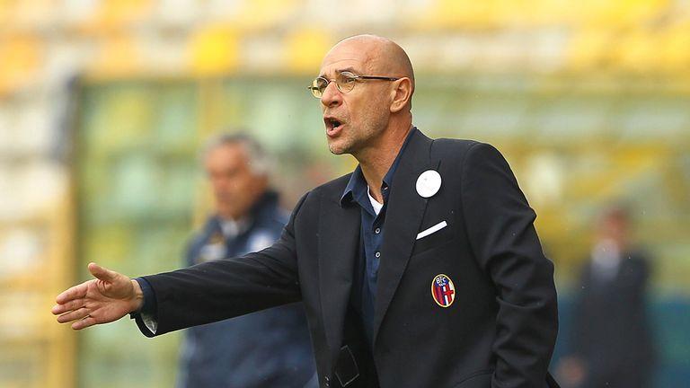 Davide Ballardini: Bologna coach devastated by relegation to Serie B
