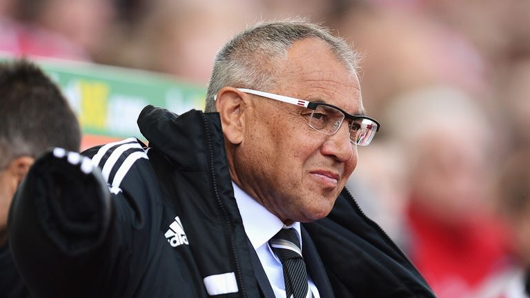 Felix Magath: Wants to look at Fulham's academy to see who can help for the future