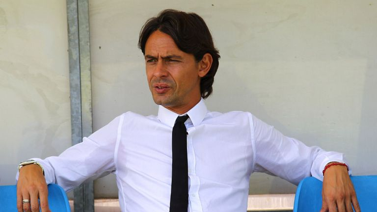 Filippo Inzaghi: Remains fully focused on his current role as AC Milan youth-team coach