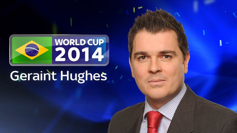 Geraint Hughes: Security stepping up in Manaus