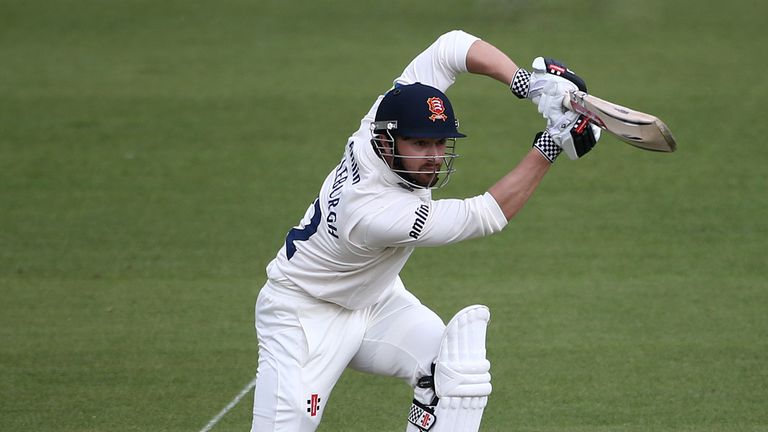Jaik Mickleburgh: Notched an unbeaten 47 as Essex fought back on day three
