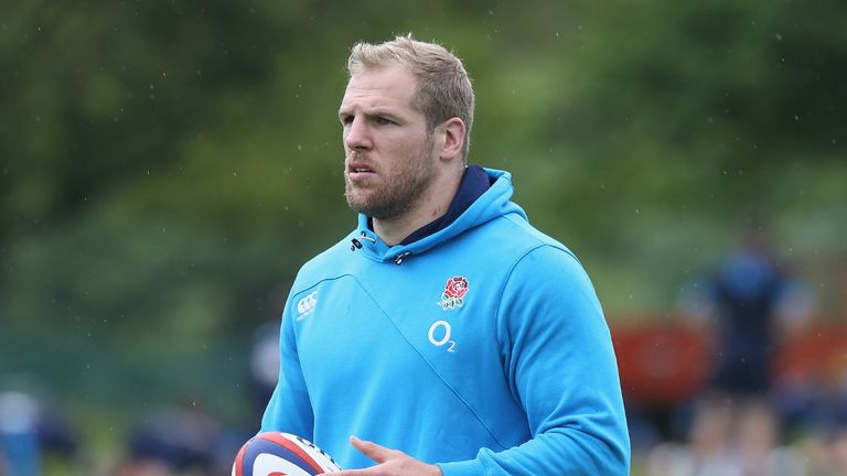 James Haskell: Back in the fold