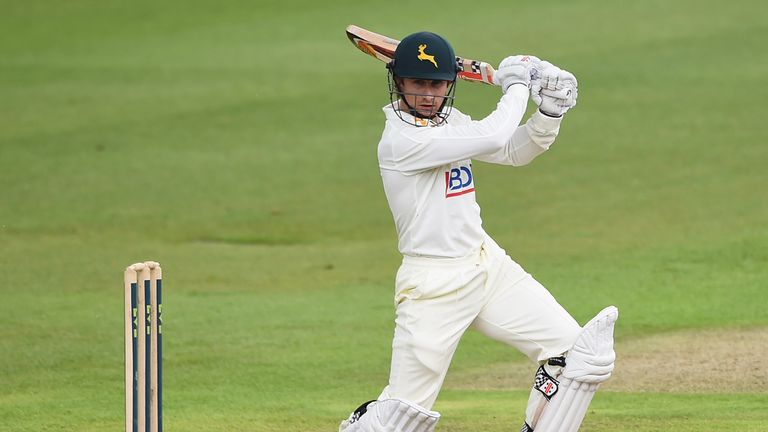 James Taylor: Made 96 to frustrate Yorkshire