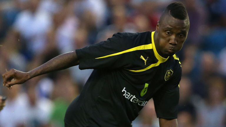 Jermaine Johnson: Keen to stay in England after leaving Sheffield Wednesday
