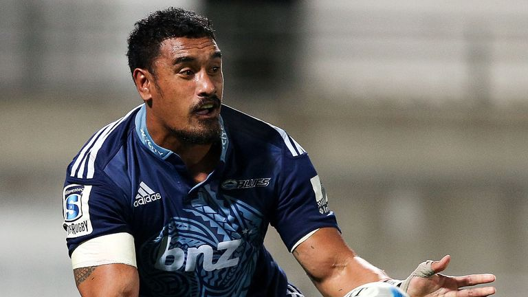 New Zealand: Jerome Kaino picked to face England.