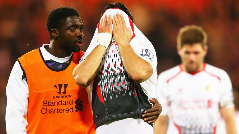 Kolo Toure: Admits Liverpool were let down by bad decisions