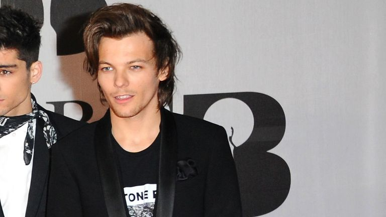 Louis Tomlinson: Is reportedly interested in buying Doncaster Rovers