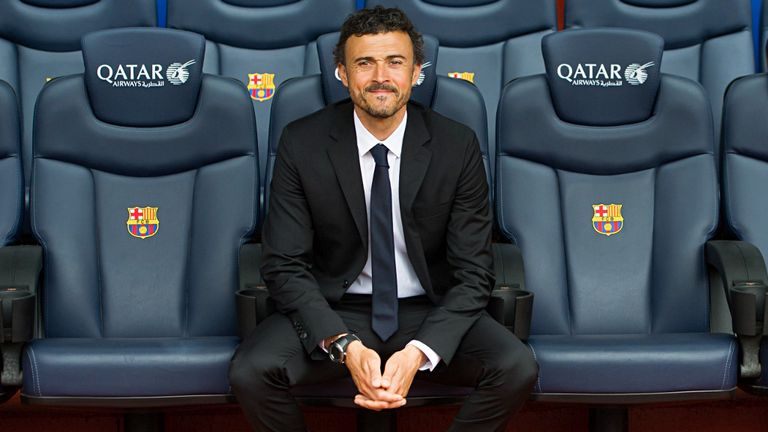 Luis Enrique: the man with the challenge of controlling Suarez