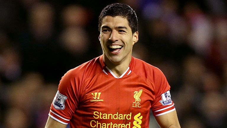 Luis Suarez: Liverpool striker has been linked with Real Madrid