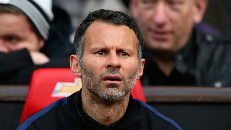 Ryan Giggs: Perfect assistant for van Gaal, says Peter Schmeichel