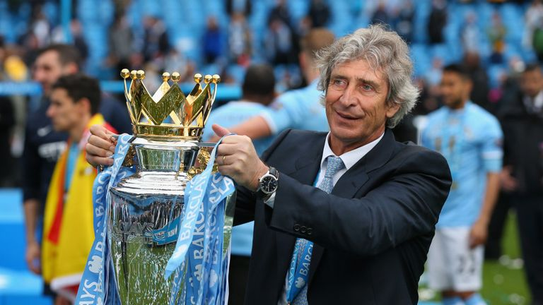 Manuel Pellegrini: Keen to invest in squad despite sanctions
