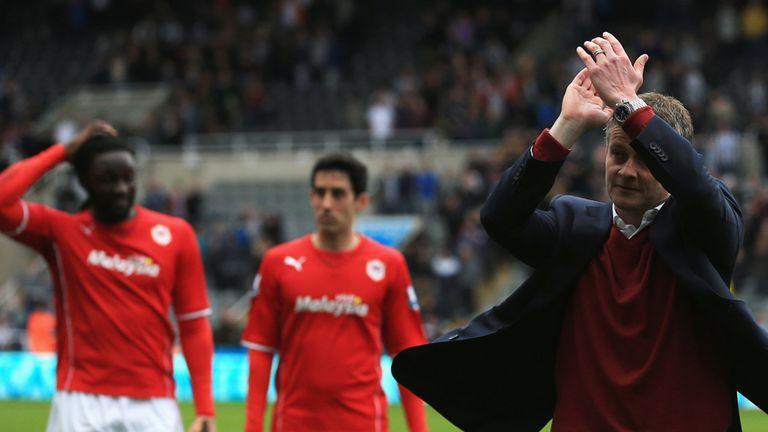 Ole Gunnar Solskjaer: Suffered relegation at Newcastle