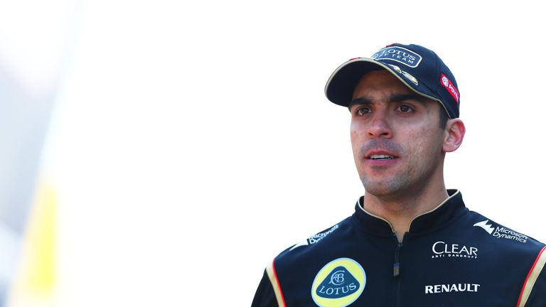 Pastor Maldonado: Accepts he's made mistakes this season